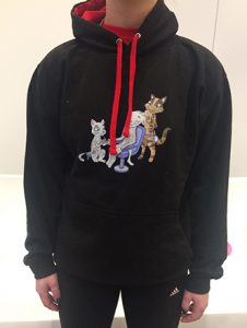Pampered Cats Jumper